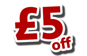 £5 Off Oven Cleaning Service